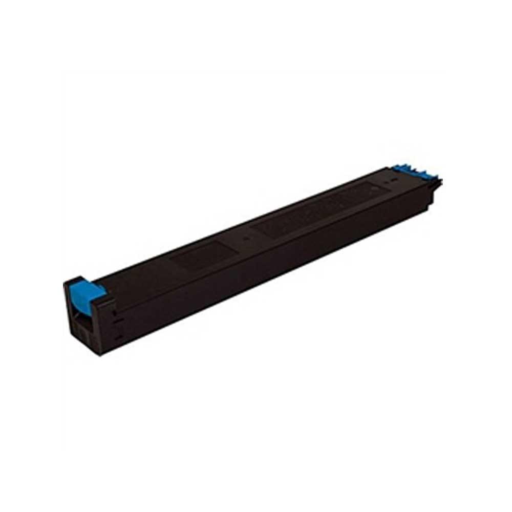 Sharp Toner Cartridge - Cyan - Compatible - OEM MX-51NTCA