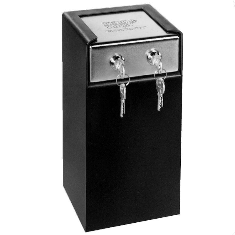 Medeco Dual-Lock Drop Box - 6W x 11-1/2H x 6D