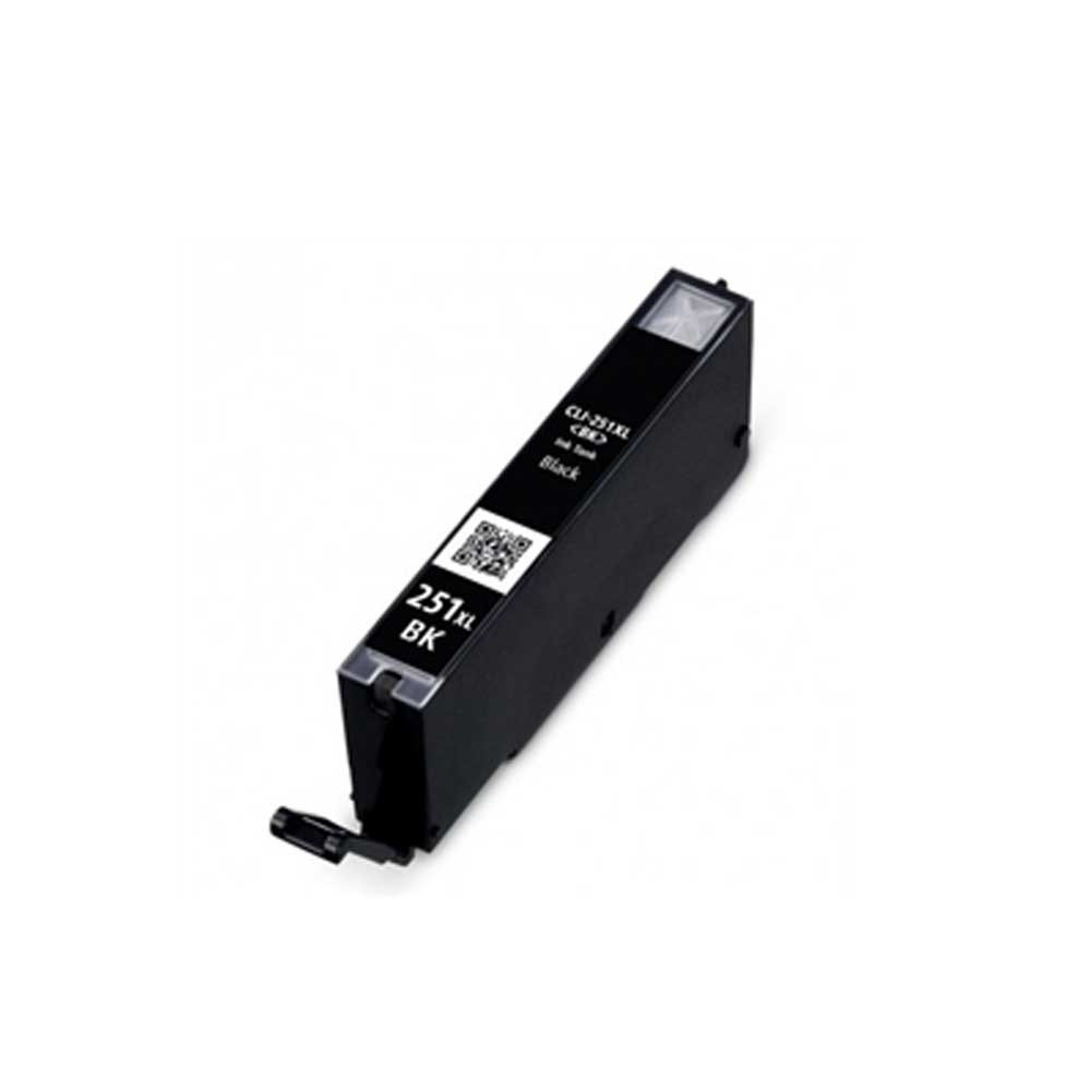 Canon Toner Cartridge - Black - Compatible - OEM CLI-251XL