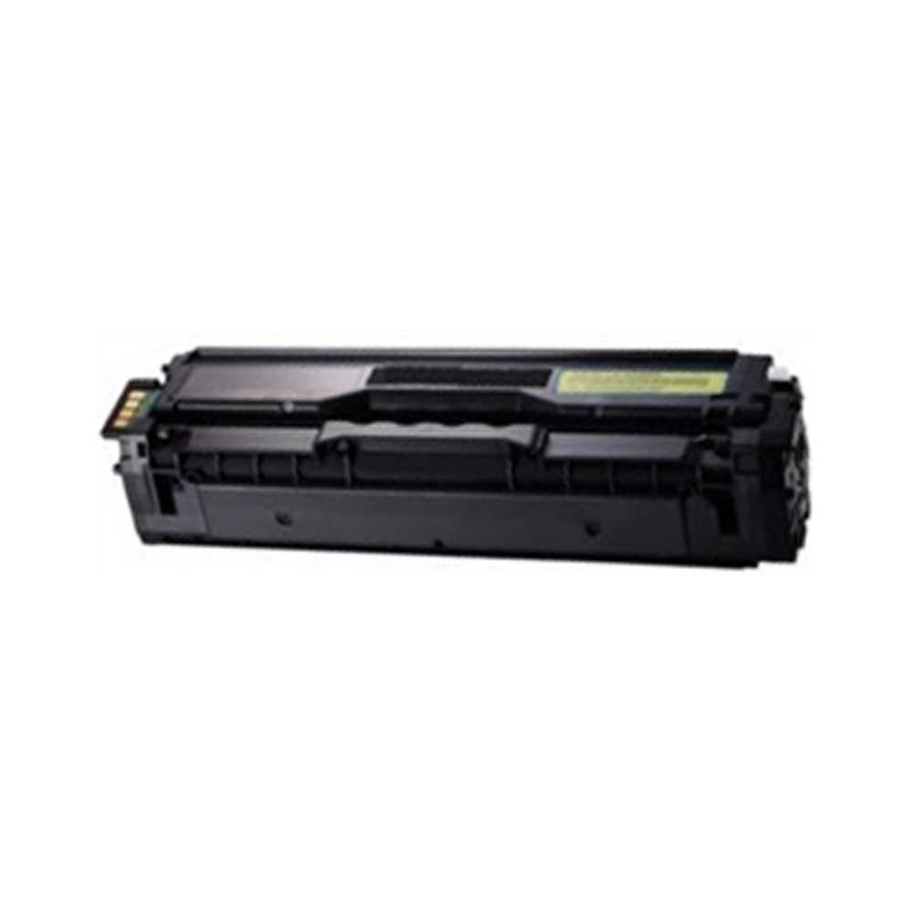 Samsung Toner Cartridge - Yellow - Compatible - OEM CLT-Y504S