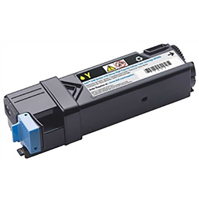 Dell Toner Cartridge - Yellow - Compatible - OEM 331-0718