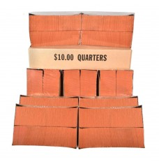 Bulk Coin Wrappers - Flat