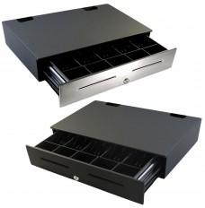 18.8W x 4.2H x 21D APG Series 4000 Electronic Cash Drawers