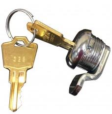 Replacement Lock & keys for Model 5P Locking Lid