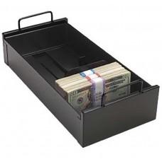 Black Currency Tray w/Follower Block