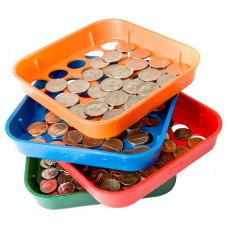 Coin Sorting Trays