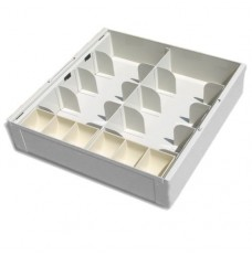Fenco Metal Money Tray, (8) Currency, (6) Coin compartments