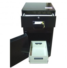 Fenco Pedestal with Limited Access Money Drop