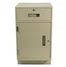 Fenco Teller Pedestal, (1) Drawer, (1) Cabinet