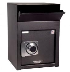 Front Loading Depository Safe w/ Dual Custody Lock