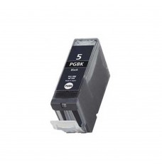 Canon Ink Cartridge - Black - Compatible - OEM PGI-5Bk