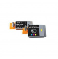 Canon Ink Cartridge - Color - Compatible - OEM BCI-15C