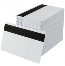 CR80 - 30 MIL PVC Card - White