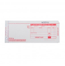 3-part Long Form Credit Slips - Pack of 100