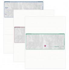 Stone Voucher Style  Checks-Blank