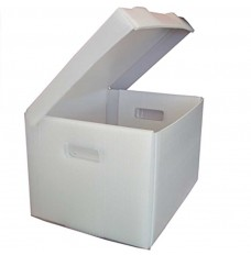Corrugated Plastic File Box