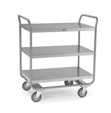Tubular Design Utility Cart - 500 lbs Capacity