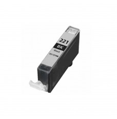 Canon Ink Cartridge - Black - Compatible - OEM CLI-221BK
