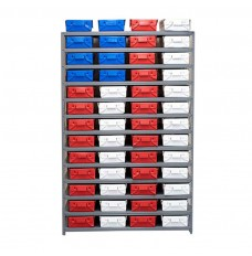 Bulk Filing Storage Shelf Unit