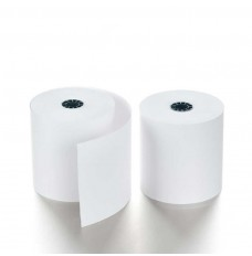 POS Paper - 3-1/4in x 240ft - Bond - Case of 50