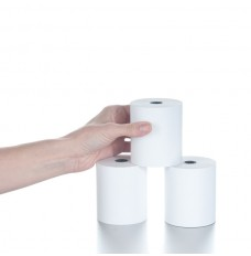 POS Paper - 3-1/8in x 230ft - Thermal - White