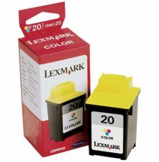 Lexmark 20 Compatible (color) Ink Cartridge