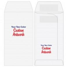 Custom Printed 2 Color Drive Up Envelope