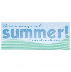 Made-to-Order Drive Up Envelope - Have a Very Cool Summer