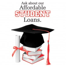 Pre-Designed Drive Up Envelope - Affordable Student Loans