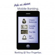 Pre-Designed Drive Up Envelope - Mobile Banking