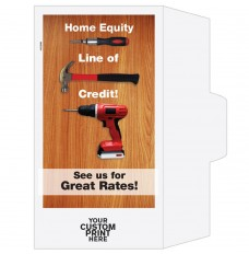Ready-to-Ship Drive Up Envelopes - Home Equity - Tools - w / 1 Color Custom Print