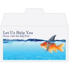 Ready-to-Ship Drive Up Envelopes - Swim With The Big Fish