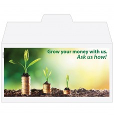 Ready-to-Ship Drive Up Envelopes - Grow Your Money