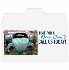 Ready-to-Ship Drive Up Envelopes - Time For a New Car?