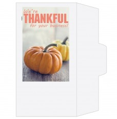 Ready-to-Ship Drive Up Envelopes - We're Thankful For Your Business!