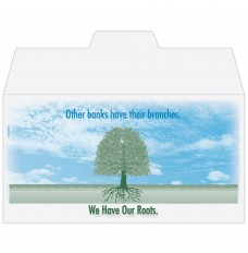 Ready-to-Ship Drive Up Envelopes - We Have Our Roots - Tree