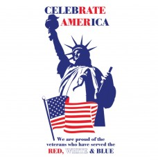 Made-to-Order Drive Up Envelope - Celebrate America - Statue of Liberty