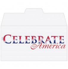 Ready-to-Ship Drive Up Envelopes - Patriotic - Celebrate America
