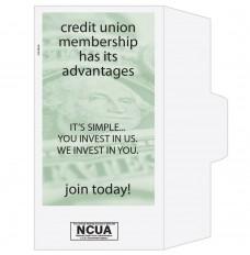 Ready-to-Ship Drive Up Envelopes - Credit Union Membership - Money