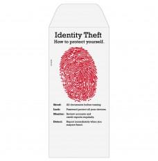 Ready-to-Ship Drive Up Envelopes - Identity Theft - Thumbprint