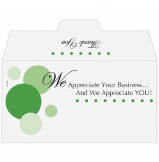 Ready-to-Ship Drive Up Envelopes - We Appreciate You!
