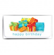 Currency Gift Envelopes - Happy Birthday - Presents