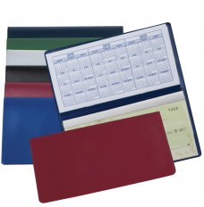 Stock Vinyl Checkbook Covers