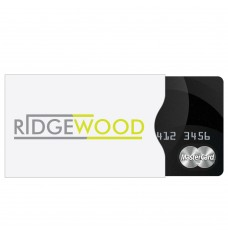 RFID Blocking Sleeves with 2 Color Custom Print - Box of 500