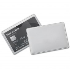 Blank Single Pocket Credit Card Cover