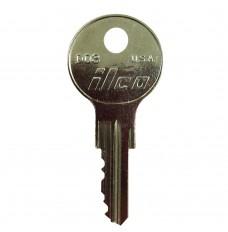 Master Key MK580 for Camlock Tip Box Master Lock assembly