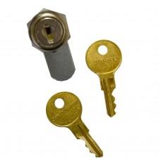Camlock Master Lock Assembly MK541 for Tip Box - 7/8 Disc tumbler