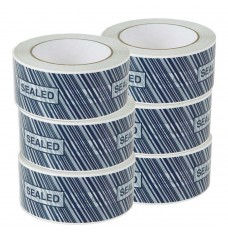 Standard Security Packing Tape, Case of 6 Rolls