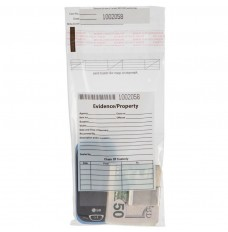5W x 9H Evidence Bags - Case of 1000