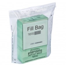 Currency Fill Bags - $20 Denomination - Case of 500